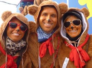 Bei der Wahl des Kostüms daran denken: der Februar ist ein Wintermonat! Foto: pixabay.com