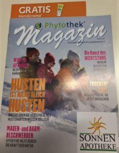 Titelbild Phytothek Magazin
